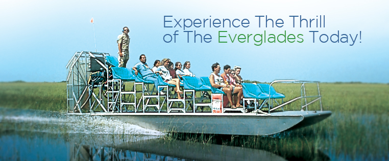 Fort Lauderdale Everglade Airboat Tours Today